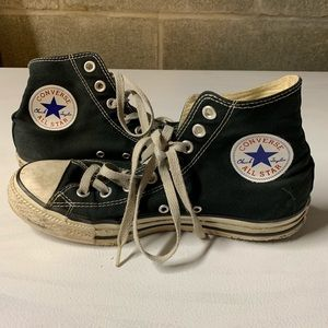 CONVERSE classic high tops size 6.5
